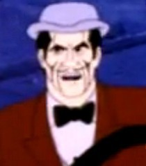 Default alfred pennyworth bizarro