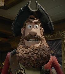 Default the pirate captain