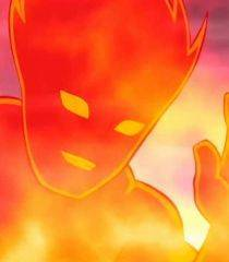 Default android human torch