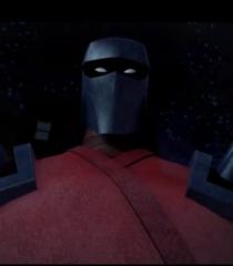 Default chrome dome dark ninja robot