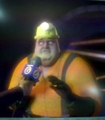 Default sewer worker