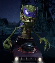 Default speed demon donatello