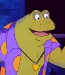 Default genghis frog