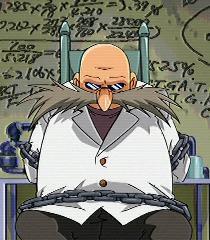 Default professor gerald robotnik