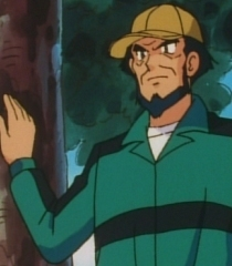 Default sabrina s father kanto