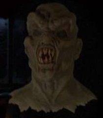Default haunted mask