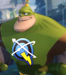 Default captain qwark