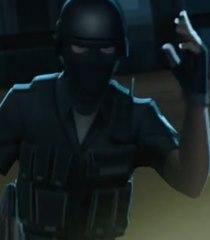 Default swat captain