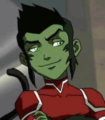 Default beast boy garfield logan