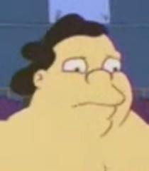Default sumo wrestler