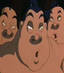 Default sumo singers