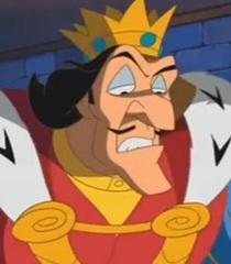 Default king salazar