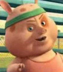 Default pig classmate 1