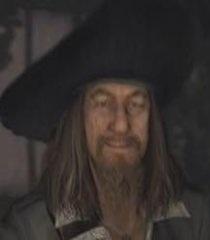 Default captain hector barbossa