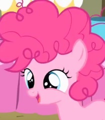 Default pinkie pie young