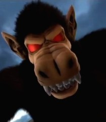 Default great ape
