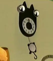 Default clock mouse