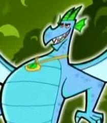 Default dragon ghost