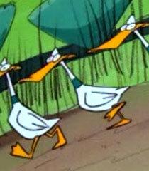 Default duck walla
