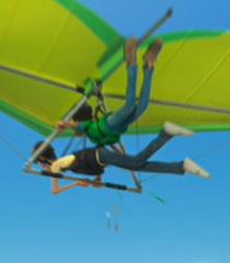 Default screaming hang glider