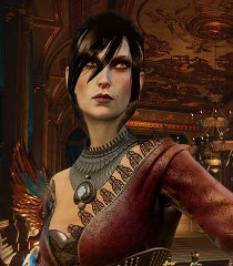Default morrigan