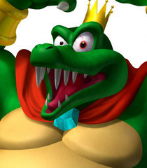 Default king k rool