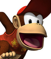 Default diddy kong