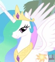 Default princess celestia