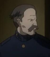 Default lieutenant london