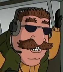 Default russian pilot