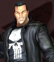 Default punisher frank castle