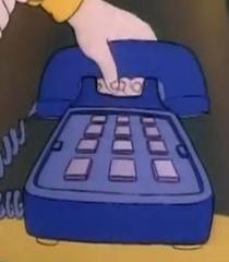 Default caller