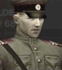 Default soviet officers male
