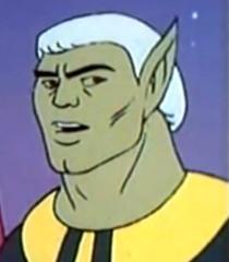 Default meteor man