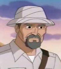 Default bearded archeologist