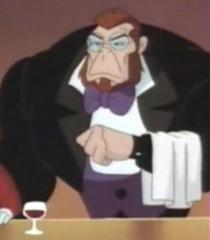 Default ape monster