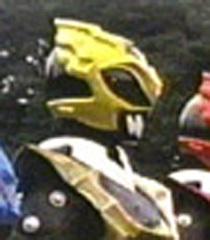 Default psycho yellow ranger
