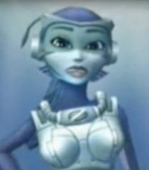Default hydro girl
