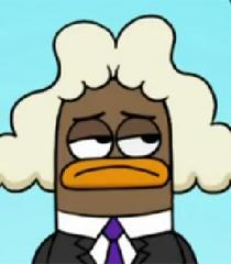 Default duck minister