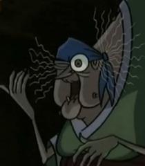 Default swamp witch edgar