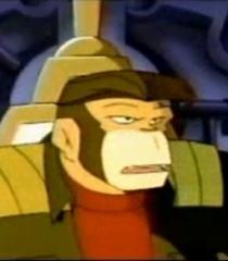 Default captain simian