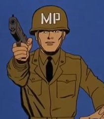 Default army mp