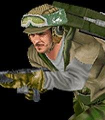 Default rebel soldier