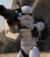 Default shock trooper