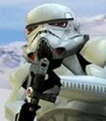 Default dark trooper