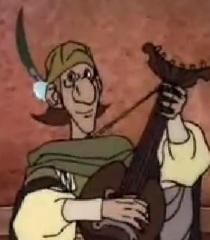 Default minstrel of gondor
