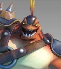 Default agorian warrior
