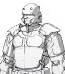 Default iron grenadier