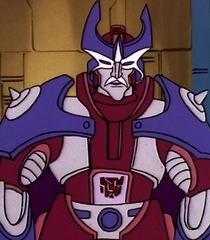 Default alpha trion