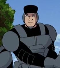 Default swat officer
